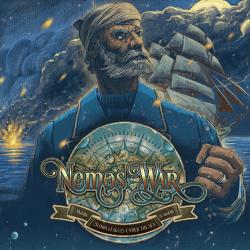 Nemos War board game box cover